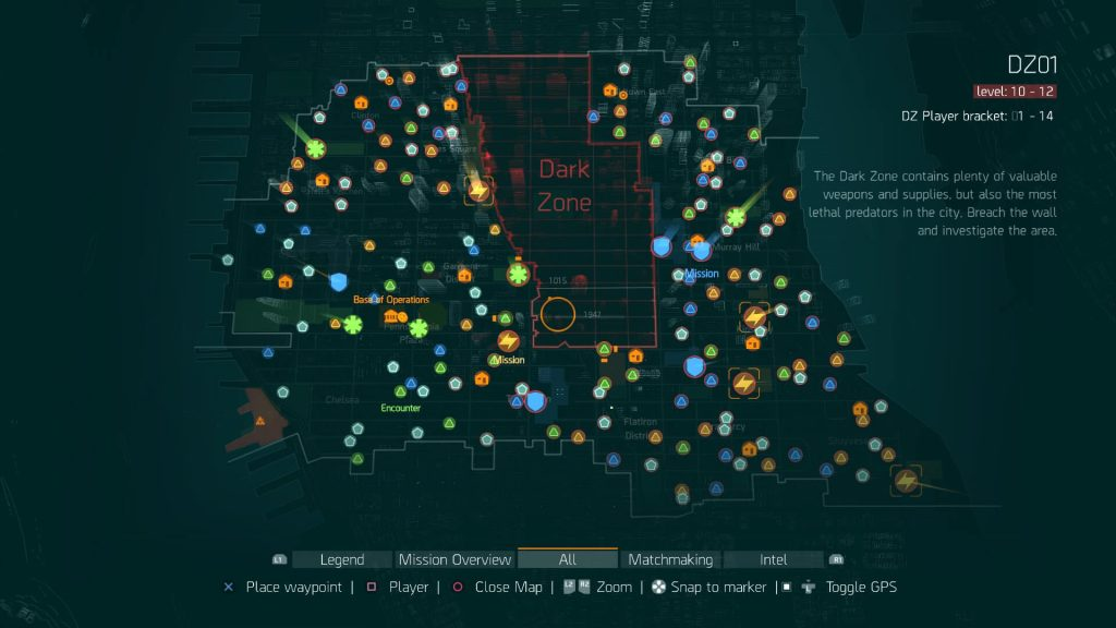 the division hvt missions