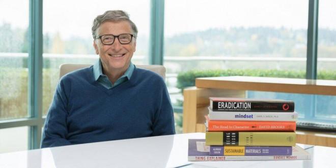БИЛграфията на създателя на Microsoft