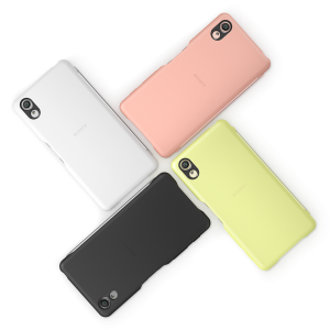 Xperia X Performance Colour range