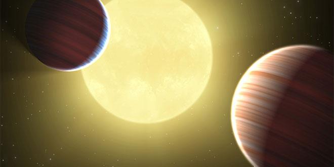 Екзопланети Планети