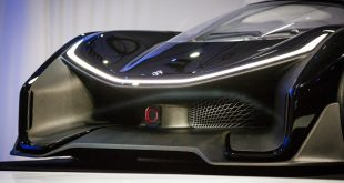 FFZero1, фарадей фючър, автономни автомобили, самоуправляващи се коли