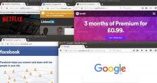 internet companies информация