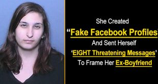 Фалшив профил във Facebook