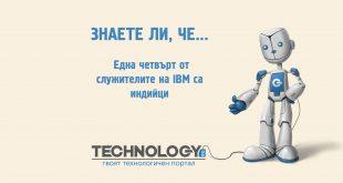 IBM индийци
