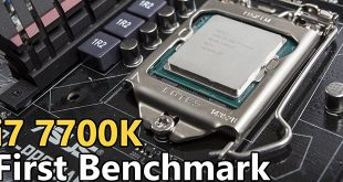 Процесорът Intel i7-7700K Kaby Lake
