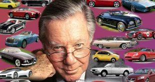 Човекът, който промени автомобилния дизайн