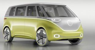 Завръщането на VW кемпeра