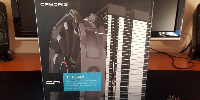 Cryorig H5 Ultimate основно изображение