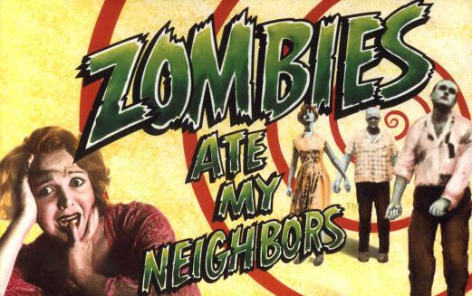 Стилът на играта е базиран на класическите хорър филми от 50-те.