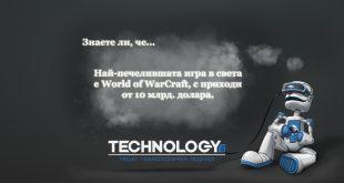 World of warcraft най-печеливша игра