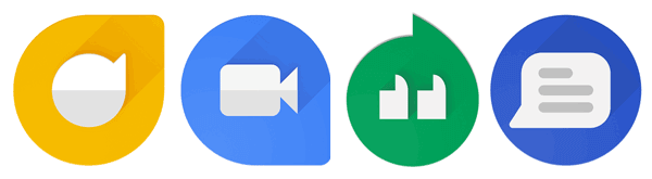 google messenger apps