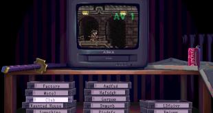 Katana ZERO e игра със стилна и тъмна атмосфера в стил 80-те.