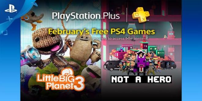 Безплатни игри за ps plus - Февруари, основно изображение