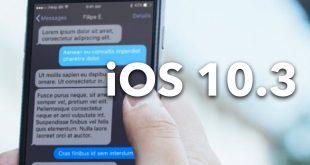 Новата iOS 10.3 най-накрая е тук
