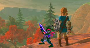 Герои в зелени одежди, в борба да спасят своите принцеси.