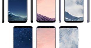 Новият Galaxy S8 ще бъде орхидеен на цвят, но не само