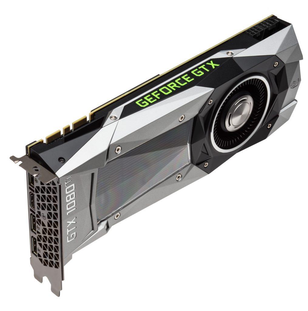 Картинка на NVIDIA GTX 1080 Ti