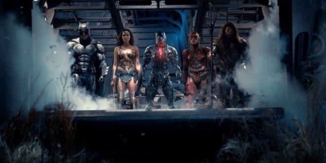 Нови Justice League трейлър тийзъри