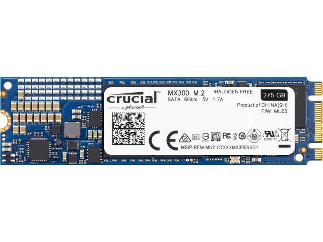 Снимка на Crucial MX300 M.2 SSD