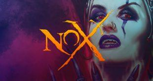 Eп. 8 Nox. Екшън ролева игра, разработена от Westwood студио през 2000 г.