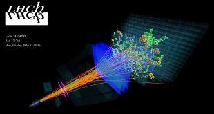 Куп нови субатомни частици открити в ЦЕРН