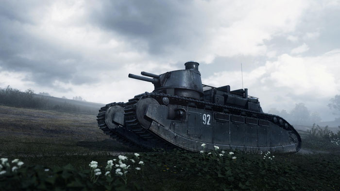 they shall not pass char 2c tank