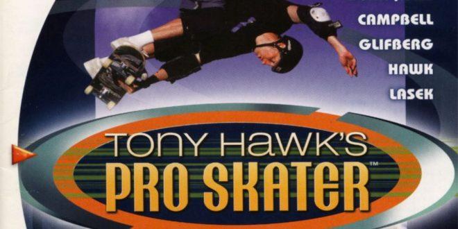 Tony Hawk's Pro Skater е една от най-култувите игри на нашето време.