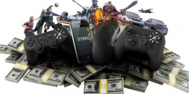 как да изкараме пари от игри - основно изображение