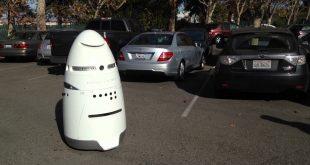 робот охранител - Заглавна картинка