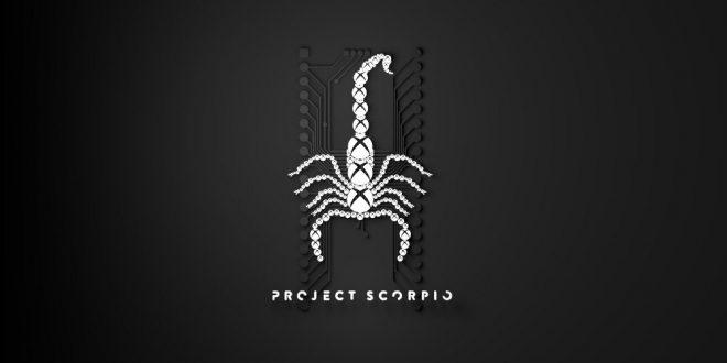 Картинка-лого на Project Scorpio