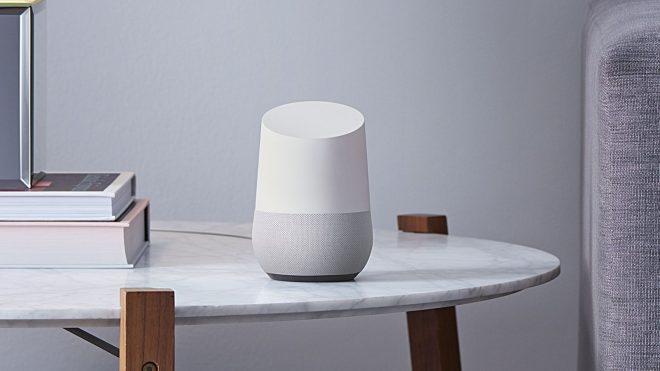 Снимка на Google Home