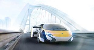 AeroMobil приема поръчки за първите серийни летящи коли в света
