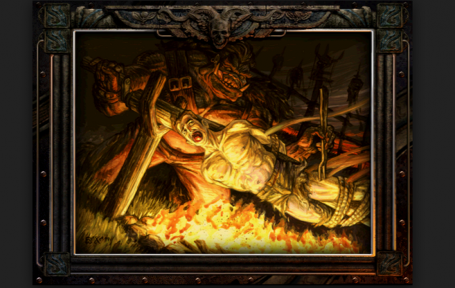 В Nox си заслужава да умреш, само за да видиш брутално якия death screen (няколко са, така че умирайте на воля).