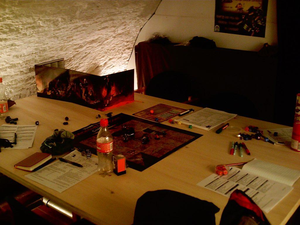 Dungeons & Dragons - Настолната игра в действие