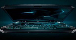 Фронтален изглед на Acer Predator 21x