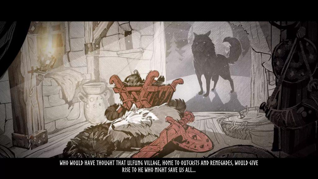 vikings - wolves of midgard история в началото