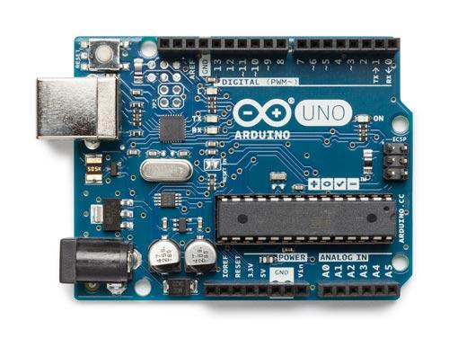 Снимка на платка Arduino