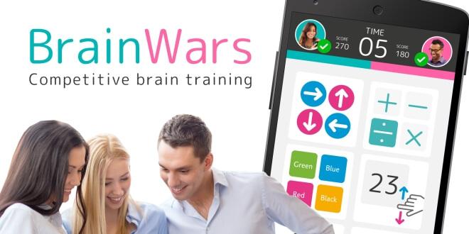 Brain Wars - плакат