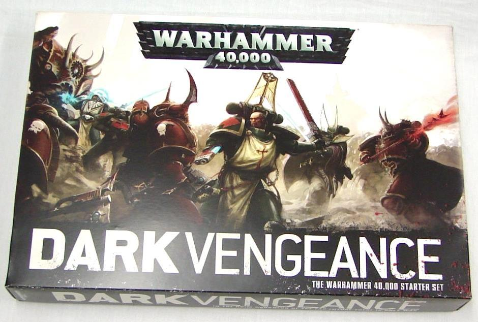 Warhammer 40,000 Dark Vengeance cover