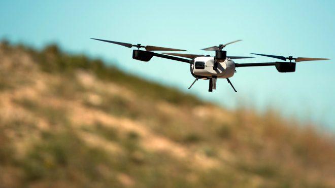Снимка на дрон