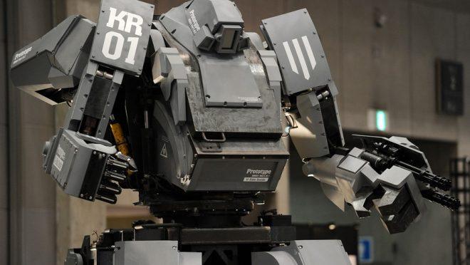 Снимка на робот