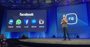 """Заглавна картинка на статията """"Facebook раздаде 4000 Giroptic iO камери на конференцията си"""""""