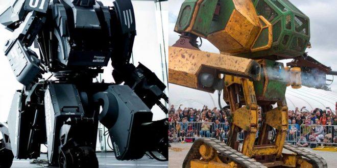 САЩ и Япония влизат в битка с роботи този август