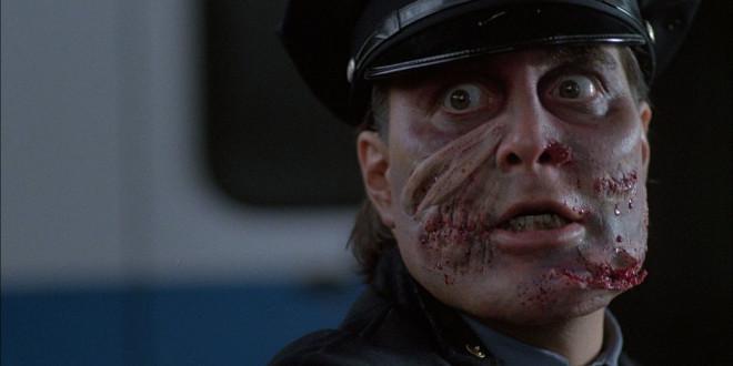 Полицаят маниак