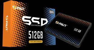 """Заглавна картинка на статията """"PALIT - новият играч на SSD пазара"""""""