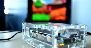 """Заглавна картинка на статията """"Емулатор за игри с Razpberry Pi """""""