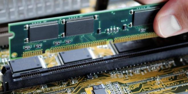 """Заглавна картинка на статията """"DDR5 вдига скоростта и капацитета двойно."""""""