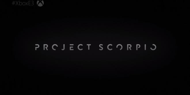 """Заглавна картинка на статията """"Още детайли за Project Scorpio от Microsoft"""""""