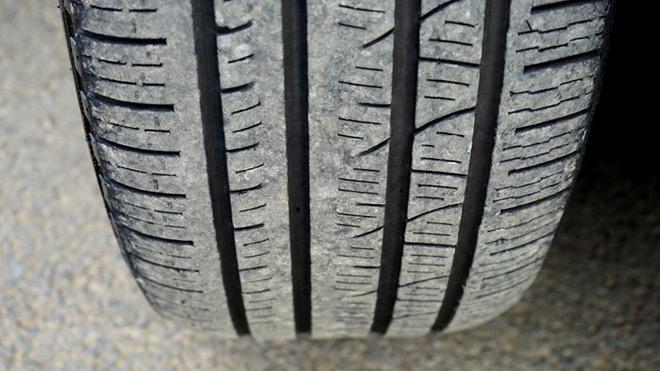 зимни гуми - изображение