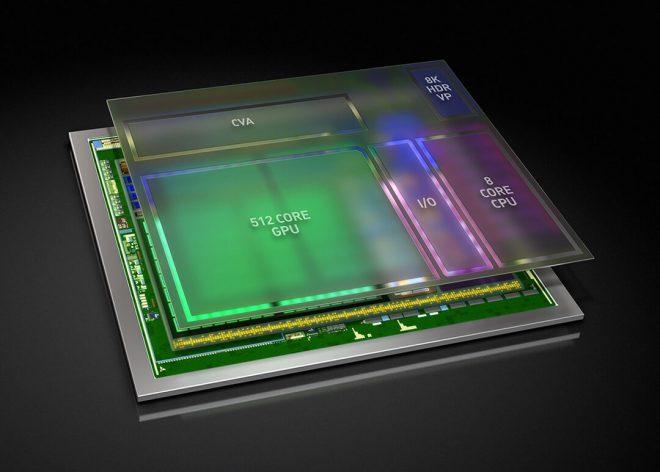 Графика на суперкомпютър на nVidia